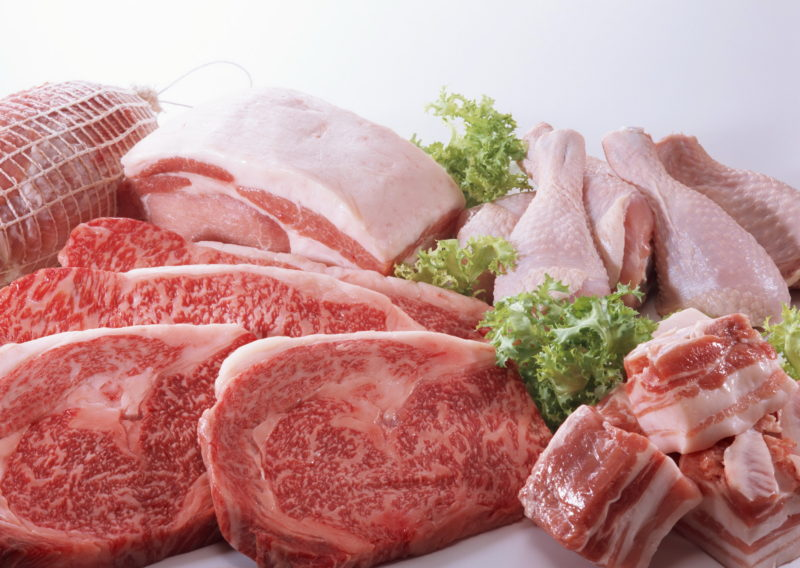 Мясные продукты для кормления немецкой овчарки